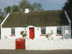 Tipica casa delle Shetland
